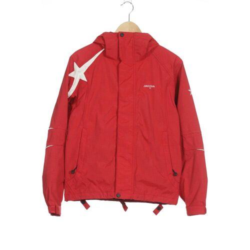 Zimtstern Damen Jacke rot Synthetik INT M