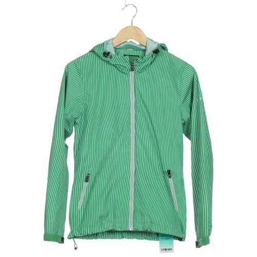 Zimtstern Damen Jacke grün Synthetik INT S