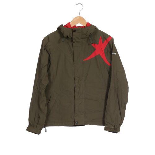 Zimtstern Damen Jacke grün kein Etikett INT S