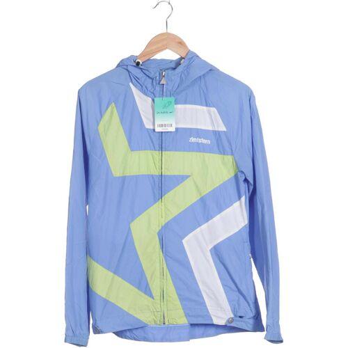 Zimtstern Damen Jacke blau Synthetik INT M