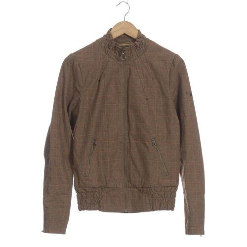Zimtstern Damen Jacke beige Baumwolle INT M