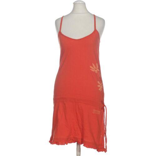 Zimtstern Damen Kleid rot Baumwolle INT XS