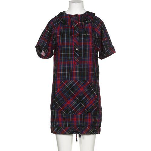 Zimtstern Damen Kleid schwarz Baumwolle INT S