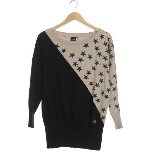 Zimtstern Damen Pullover schwarz Baumwolle INT S