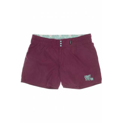 Zimtstern Damen Shorts lila Synthetik INT L