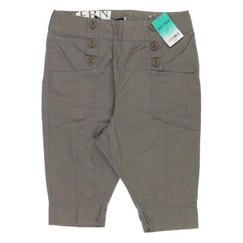 Zimtstern Damen Shorts grau Baumwolle INT XS