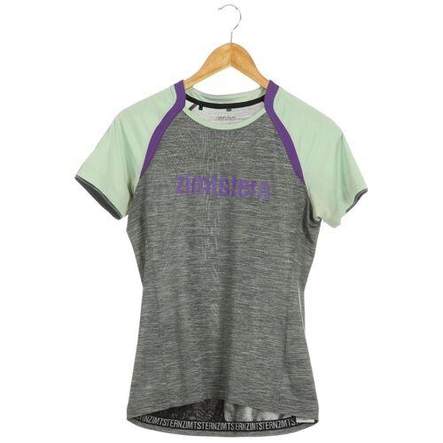 Zimtstern Damen T-Shirt grün kein Etikett INT M