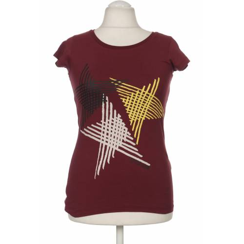 Zimtstern Damen T-Shirt INT M rot