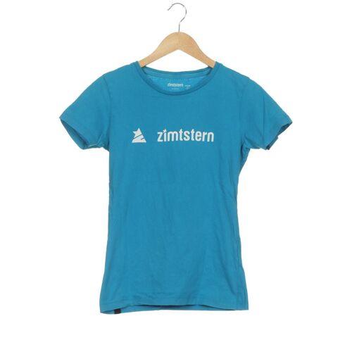 Zimtstern Damen T-Shirt INT S blau