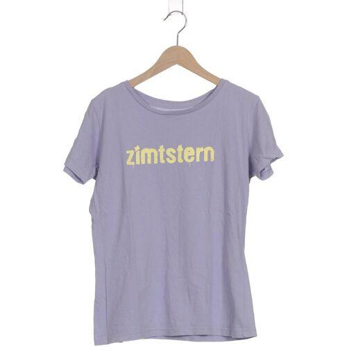 Zimtstern Damen T-Shirt lila Baumwolle INT S