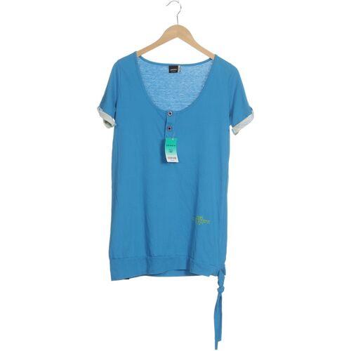 Zimtstern Damen T-Shirt INT L blau