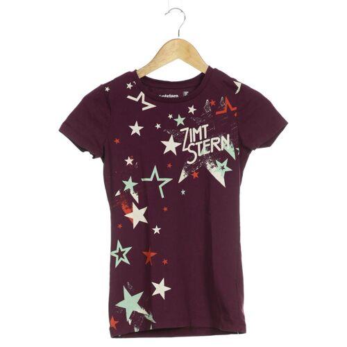 Zimtstern Damen T-Shirt lila Baumwolle INT XS