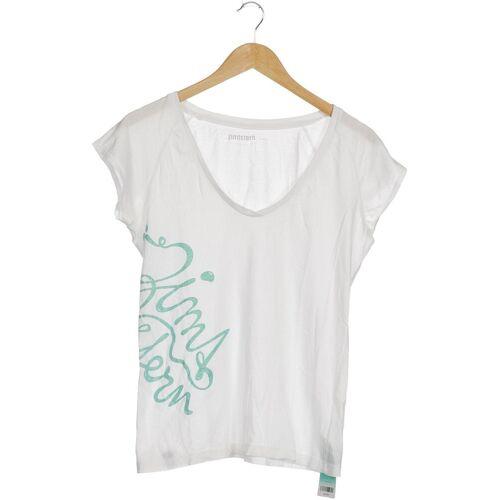 Zimtstern Damen T-Shirt weiß kein Etikett INT L