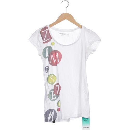 Zimtstern Damen T-Shirt weiß kein Etikett INT S