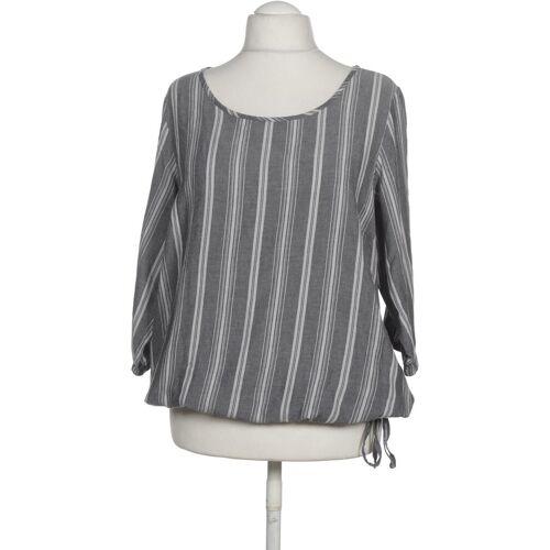 Zizzi Damen Bluse grau kein Etikett INT M