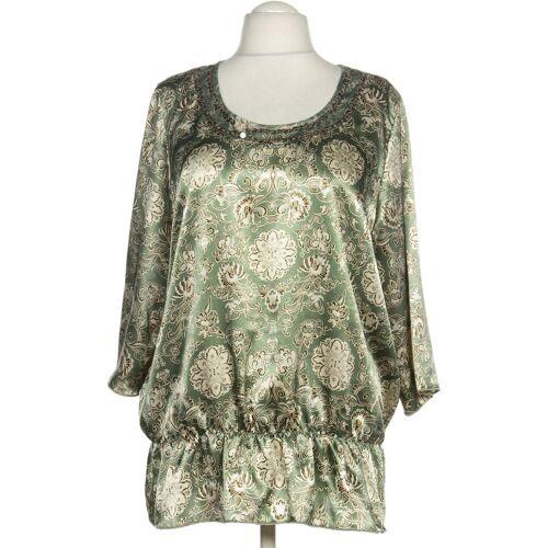 Zizzi Damen Bluse grün kein Etikett INT 3XL