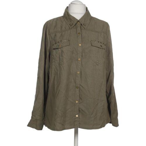 Zizzi Damen Bluse grün kein Etikett INT M