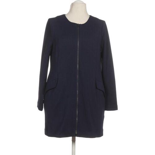 Zizzi Damen Mantel blau kein Etikett DE 42