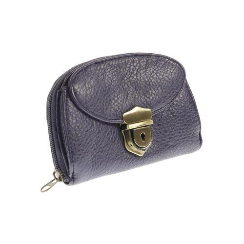 accessorize Damen Portemonnaie lila Kunstleder