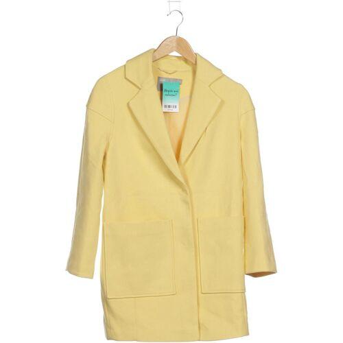asos Damen Mantel gelb kein Etikett EUR 32
