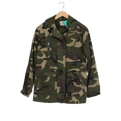 asos Damen Mantel grün kein Etikett EUR 36