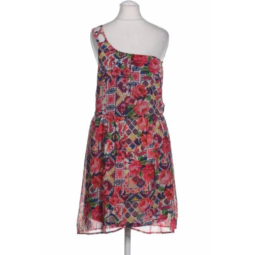 bershka Damen Kleid rot kein Etikett INT XS