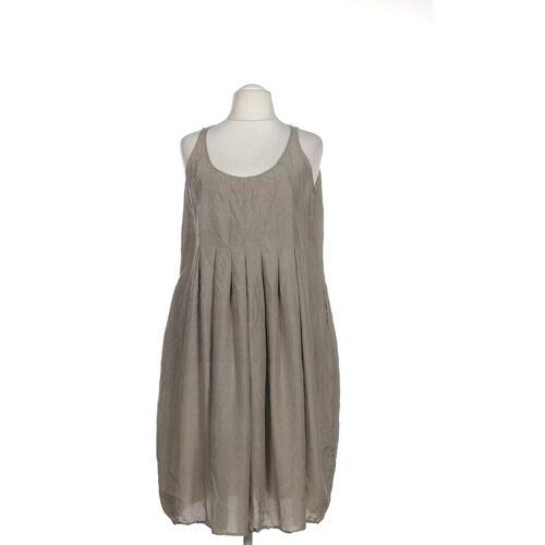 cocon.commerz PRIVATSACHEN Damen Kleid grau Seide INT XXL