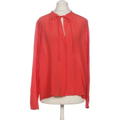 iheart Damen Bluse rot Seide INT XS