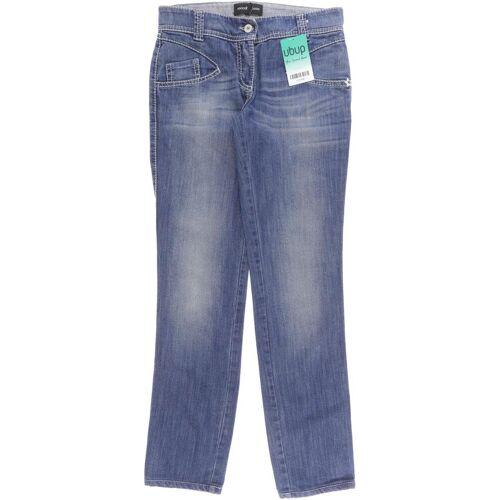 roccobarocco Damen Jeans blau kein Etikett DE 36