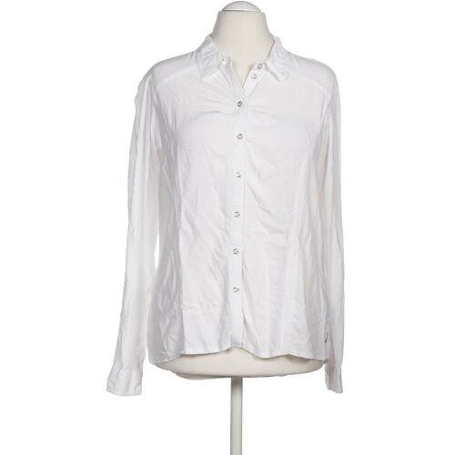 s´questo Damen Bluse weiß Viskose DE 38