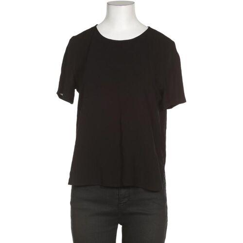 tigha Damen Bluse schwarz Viskose DE 38