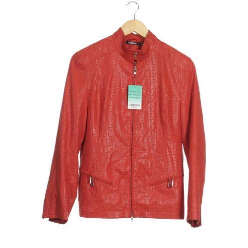 tigha Damen Jacke rot kein Etikett INT M