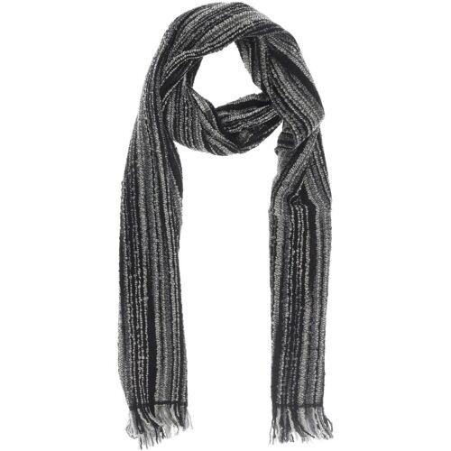 tigha Damen Schal schwarz Synthetik Viskose