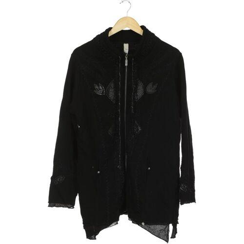 tredy Damen Jacke schwarz kein Etikett DE 44