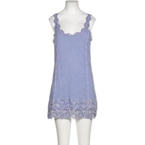 tredy Damen Kleid blau Viskose DE 40