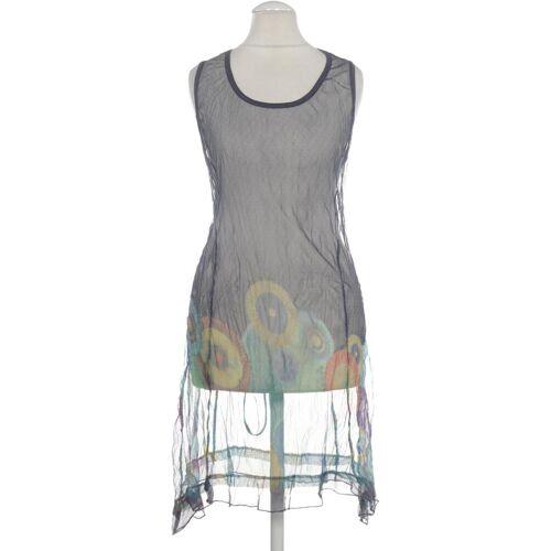 tredy Damen Kleid blau kein Etikett DE 38