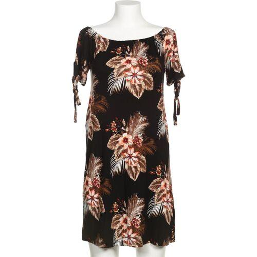tredy Damen Kleid schwarz Viskose DE 40
