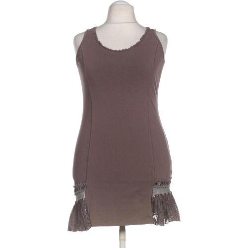 tredy Damen Kleid braun kein Etikett DE 42