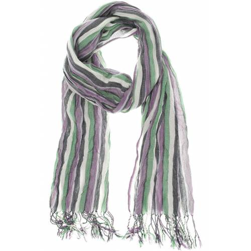 ZERO Damen Schal lila kein Etikett