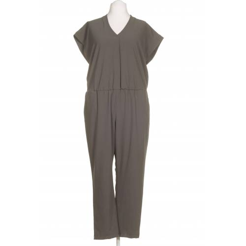 Triangle by s.Oliver Damen Jumpsuit/Overall grün Elasthan Synthetik DE 50