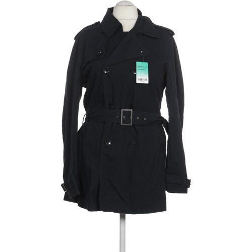 SISLEY Damen Mantel blau kein Etikett INT L