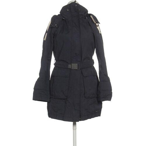 Gaastra Damen Mantel blau kein Etikett INT L