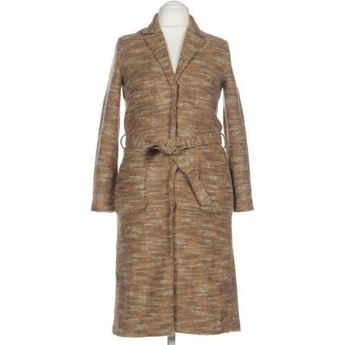 Nümph Damen Mantel beige Synthetik Wolle DE 38