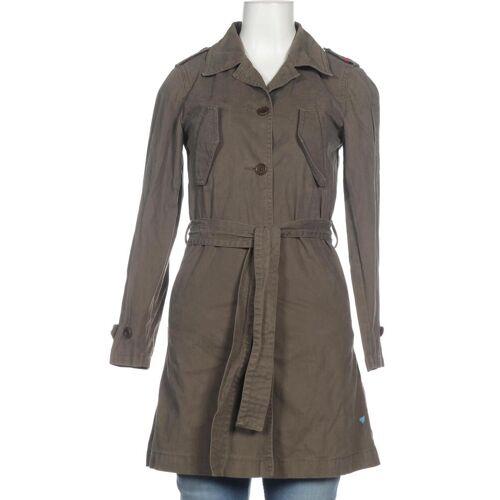 Bellerose Damen Jacke & Mantel grün Baumwolle DE 152