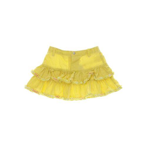 Cakewalk Damen Rock gelb kein Etikett DE 104