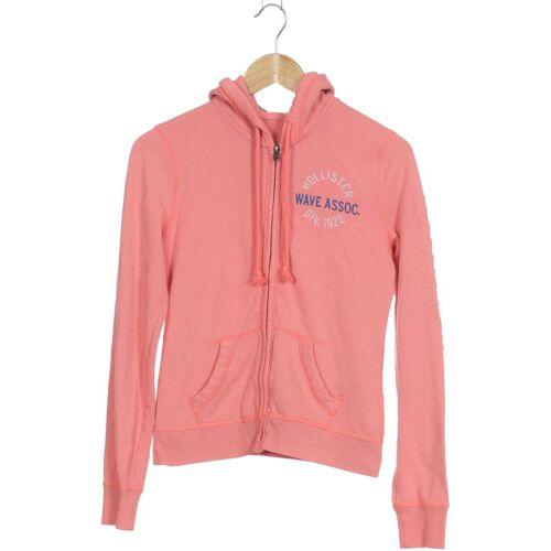 Hollister Damen Hoodies & Sweater pink kein Etikett DE 164