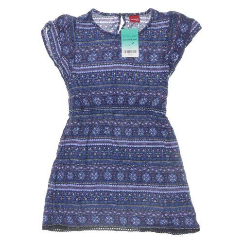 Manguun Damen Kleid blau Viskose DE 140