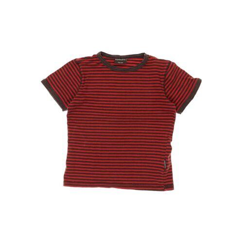 Maxomorra Herren T-Shirt rot Elasthan Baumwolle DE 134