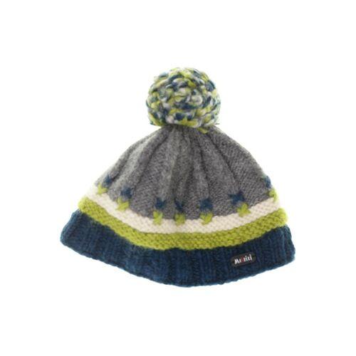 Moshiki Herren Hut/Mütze grau Synthetik Wolle INT ONESIZE