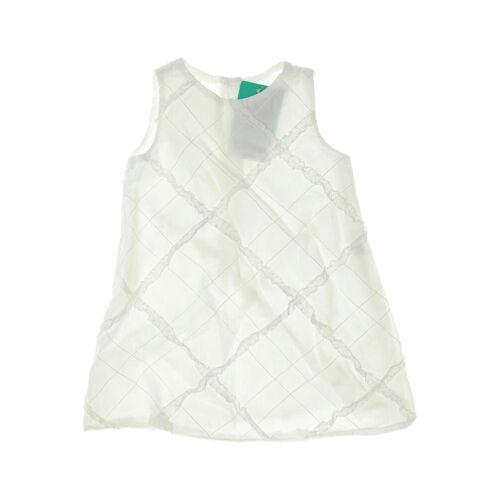 PAPERMOON Damen Kleid weiß Baumwolle DE 80